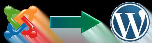 انتقال سایت از جوملا به وردپرس
