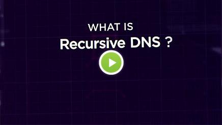 غیر فعال کردن recursive dns